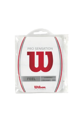 Wilson 12 Overgrips *Neues Modell* Pro & Pro Perforated Overgrip