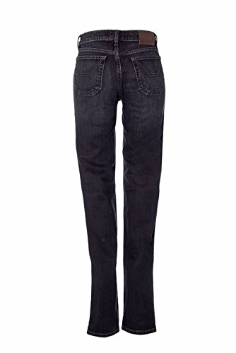 Jeckerson Jeans Donna 23pdjdpa15st00372black Nero Cotone 6n6pgqxr
