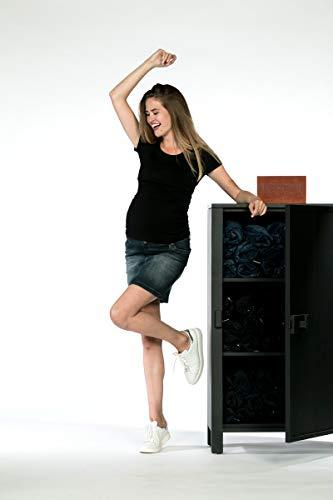 Sarah Dark Jeans Premamá Rock Mujer 2wait B999004 Wash Love 6wRqOU