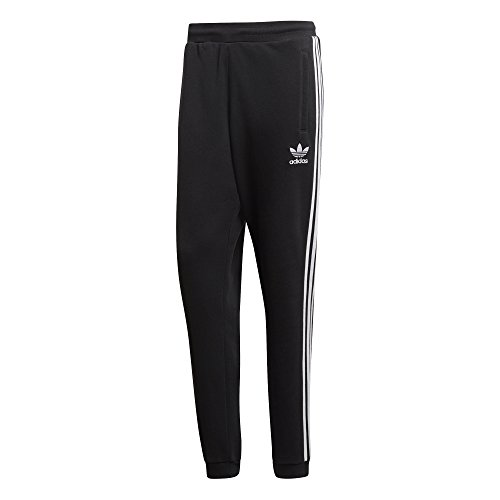Pants Adidas Men's Black Originals L 3 stripes H8a8Irq