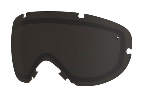 - Smith I/OS Spherical Goggle Replacement Lens Blackout, One Size