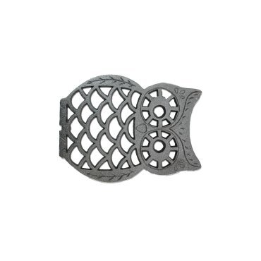 owl cast iron kitchen - 7