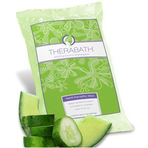 Therabath 0154 Refill Paraffin 24 Lb - Cucumber Melon Thyme by Therabath