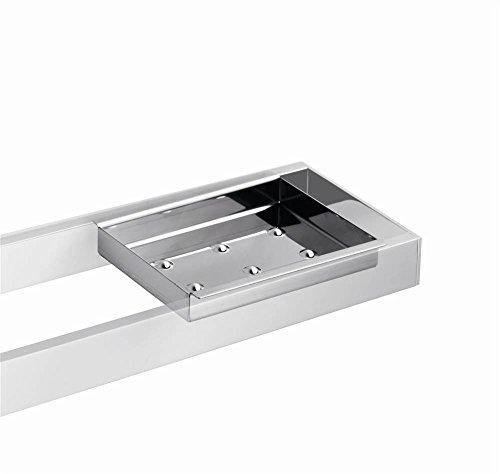 Price comparison for plastic bar soap holder for bathroom shower clear 30100 product asin - Accessori bagno plexiglass amazon ...