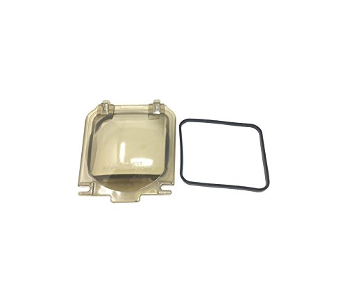 Pool Pump Strainer Cover Lid & Gasket Replacement For Super Pump SPX1600D SPX1600S