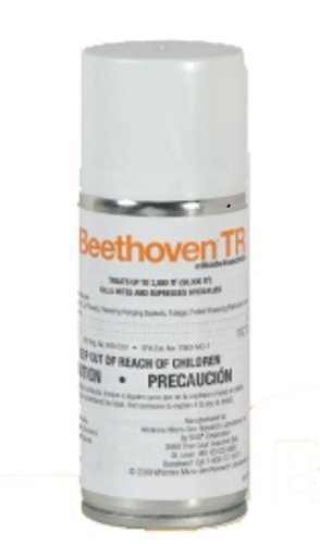 Beethoven TR 2oz Miticide / Insecticide Areosole - 6 pack