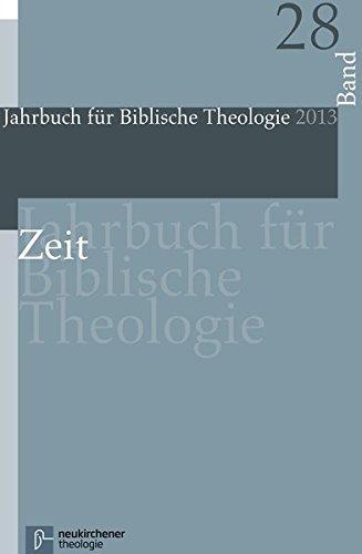 Zeit (Jahrbuch für Biblische Theologie)