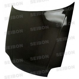 Seibon Carbon Fiber OEM-Style Hood Honda Prelude 97-01