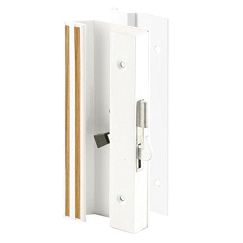 Sliding Glass Patio Door Handle Set, Hook Style, Surface Mount, 1
