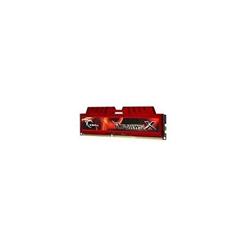 G.Skill 8GB DDR3-1333 RipjawsX 8GB DDR3 1333MHz módulo de - Memoria (8 GB, 2 x 4 GB, DDR3, 1333 MHz, 240-pin DIMM)