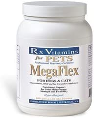 Rx Vitamins MegaFlex for Dogs and Cats, 600g One Size by Rx Vitamins