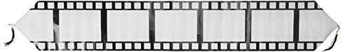Beistle 54718 Printed Filmstrip Table Runner, 11