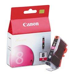 0622b002 Magenta Ink - (6 Pack Value Bundle) CNMCLI8M CLI8M, 0622B002, (CLI-8) Ink Tank, Magenta