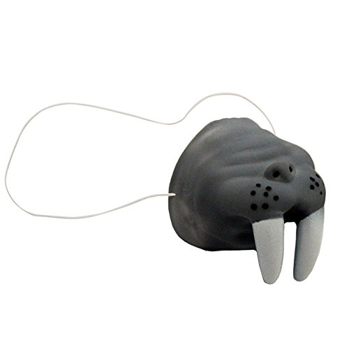 Walrus Nose with Elastic Band Mask - Animal Theme Masks by Funny Party Hats