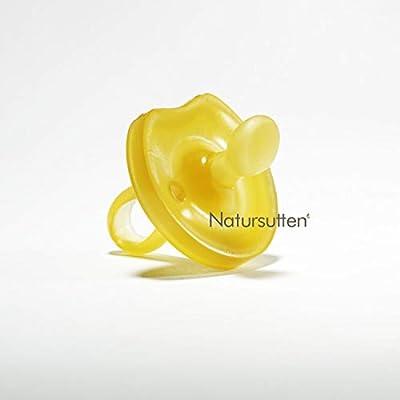 Natursutten Mariposa - Chupete ecológico de goma natural con ...