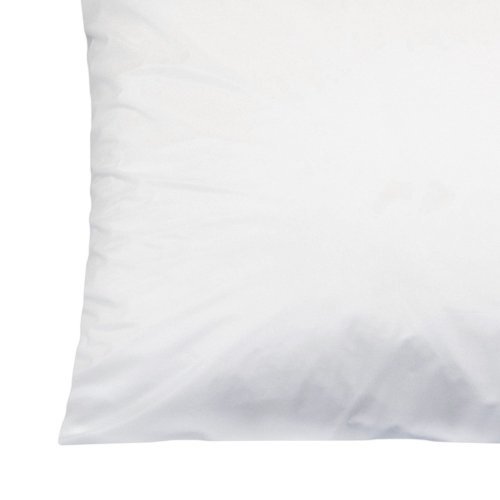 - Dry Defender Heavy Duty Zippered Vinyl Pillow Cover - Waterproof - Standard Pillow Size