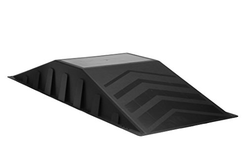 Skateboard Plastic Ramp (Starplay Skateboard Ramp, Black)