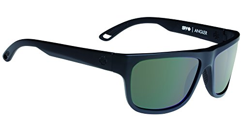 Spy Optic Angler Flat Sunglasses, 59 mm (Matte - Angler Sunglasses