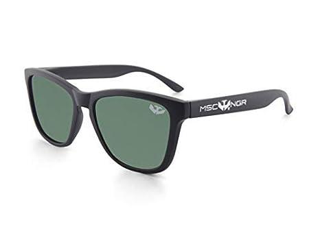 Gafas de sol MOSCA NEGRA ® modelo ALPHA SPLASH Black ...