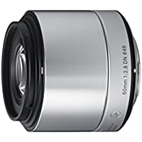 Sigma 60mm F2.8 EX DN Art (Silver) for Micro 4/3