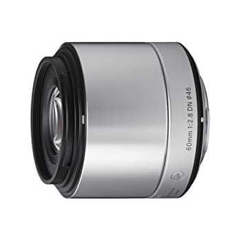 Sigma 60mm F2.8 EX DN Art (Silver) for Sony SE