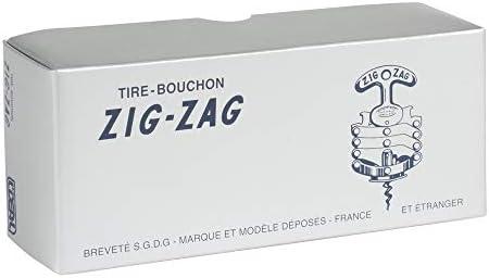 L'ideal - Sacacorchos en zig zag.