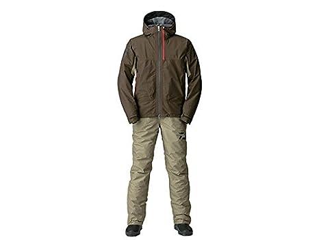 Daiwa - GORE-TEX ® invierno traje - Color Marrón - Tamaño L ...