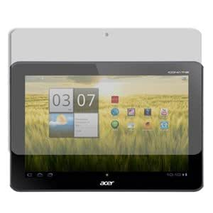 Fosmon Crystal Clear Screen Protector Shield for Acer Iconia Tab A200