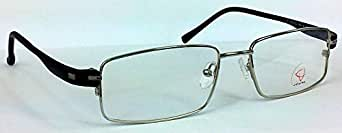 Icon Reading Glasses Made of Metal Clear Lens [2006]