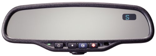 Gentex Admc Os Auto Dimming Mirror With Compass And Onstar Retention