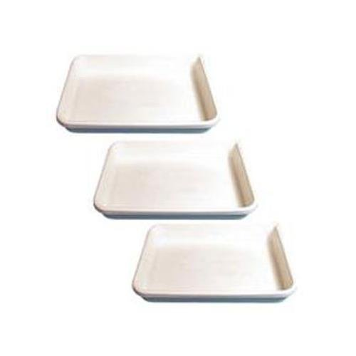 Cesco Plastic Print Developing Tray with Flat Bottom, 20''x24''x3'' Deep, Set of Three Trays. by Cesco