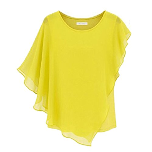 Fashion-Story-Womens-Casual-Oversized-Long-Batwing-Sleeve-Baggy-Shirt-Pullover-Blouse-Tops