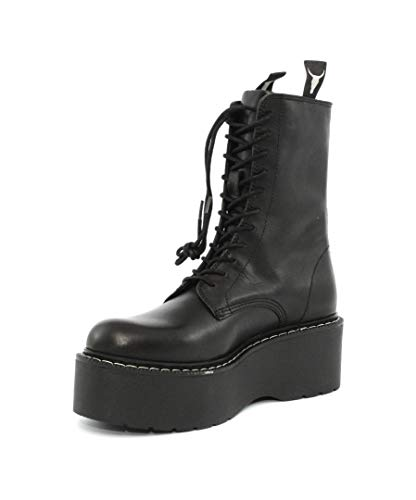 Lennox Combat 001 Boots Black Windsor Women's Smith Black 1Sqaww