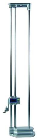 "Mitutoyo 192-633-10 LCD Digimatic Height Gauge, 0-40"" Range, 0.0005"" Resolution, +/-003"" Accuracy, 15.7kg Mass"