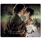 30x25cm 12x10inch gaming mousepads cloth * rubber with optical mice gift Outlander