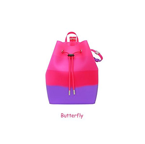 American Jewel Yummy Gummy Bucket Silicone Backpack