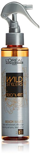 Beach Salt (Tecni Art Wild Stylers Beach Waves Texturising Salt Spray 150ml)