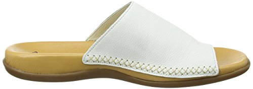 Gabor Donna Weiss Ciabatte 51 63 Shoes Bianco 700 r4wvrqZ