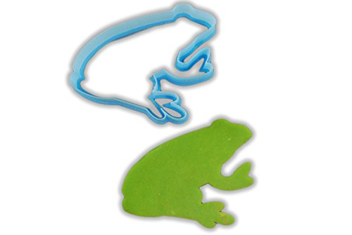 Frog Cookie Animal Cutter - LARGE - 4 Inches