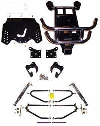 EZGO TXT 1994-01 Golf Cart Jakes Long Travel Lift Kit