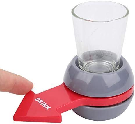Drinken Draaitafel Pointer Handig Drinken Spel Draaibaar voor Ontspan voor Bureau