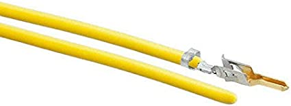 10 PRE-CRIMP A2016 YELLOW Pack of 100 0039000219-10-Y2