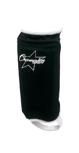 Champion Sports Sock Type Hard Soccer Shin Guard (Youth (Champion Sports Shin Guard)