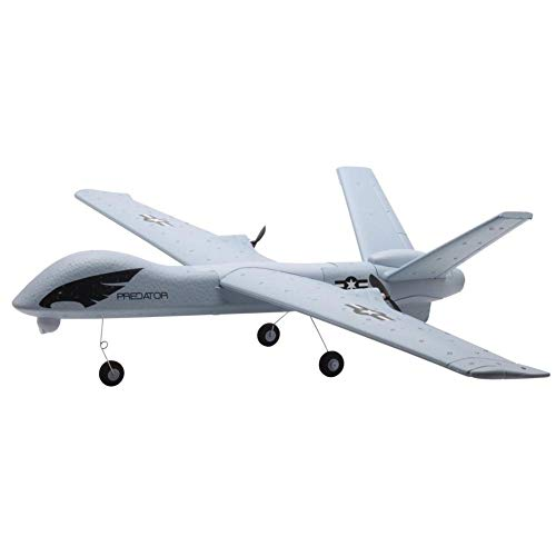 Sundlight RC Drones, Z51 660mm Wingspan 2.4G 2CH EPP DIY Glider RC Airplane RTF Built-in Gyro