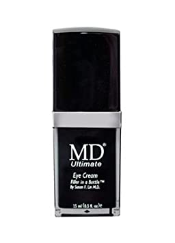 MD Ultimate Eye Cream That Instantly Lifts And Firms The Undereye Area, Minimizes Dark Circles And Puffiness For Bright, Youthful Eyes, Comes With UV Protection 0.5 Fl Oz