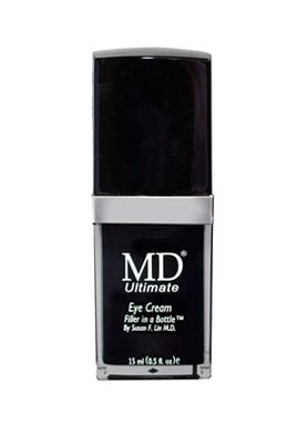 MD Ultimate Eye Cream That Instantly Lifts And Firms The Undereye Area, Minimizes Dark Circles And Puffiness For Bright, Youthful Eyes, Comes With UV Protection (0.5 Fl Oz)