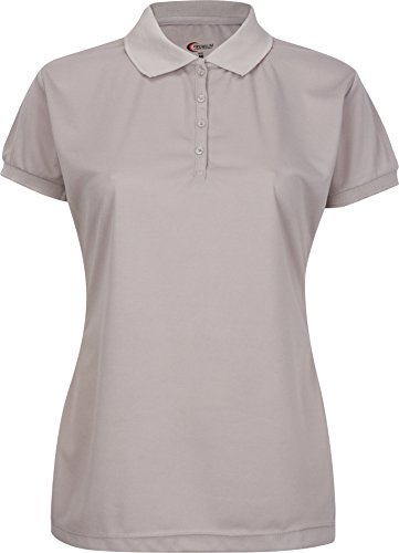 - Premium Polo T-Shirt For Junior Girls - High-Performance Moisture Wicking Fabric
