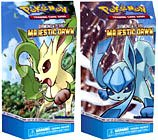 Pokemon Majestic Dawn Set of Both Theme Decks (Polar Frost and Forest Force) (Majestic Dawn Pokemon)