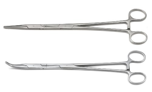 GEARWRENCH 2 Pc. Double-X Straight and 45° Hemostat Plier Set - 82111 by GearWrench
