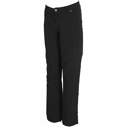 アバカス ABACUS ロングパンツ パンツ ブラック 50